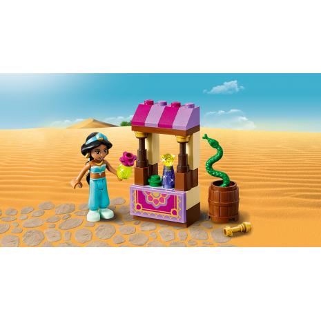 Конструктор LEGO DISNEY PRINCESS Экзотический дворец Жасмин сам дворец