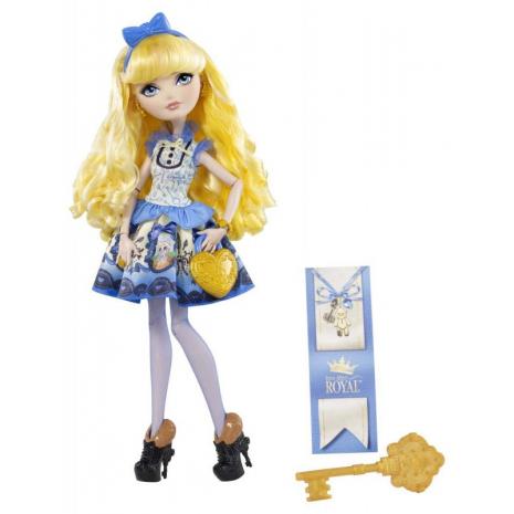 "Кукла Ever After High ""Долго и Счастливо"" Базовая - Блонди Локс (Blondie Lockes), Mattel, BJG93 (BBD54)"