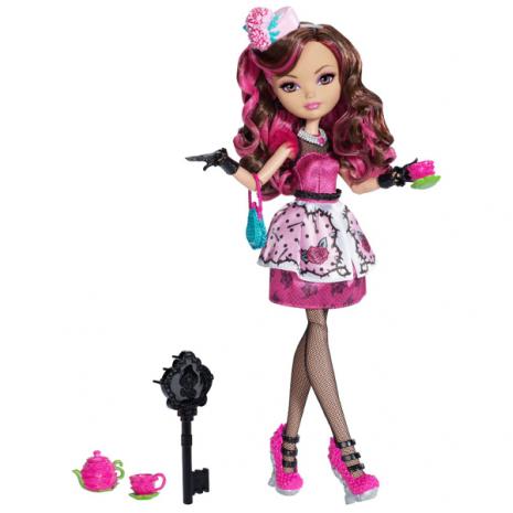 """Кукла Ever After High  """"Долго и Счастливо"""" Шляпное чаепитие - Браер Бьюти (Briar Beauty), Mattel"""