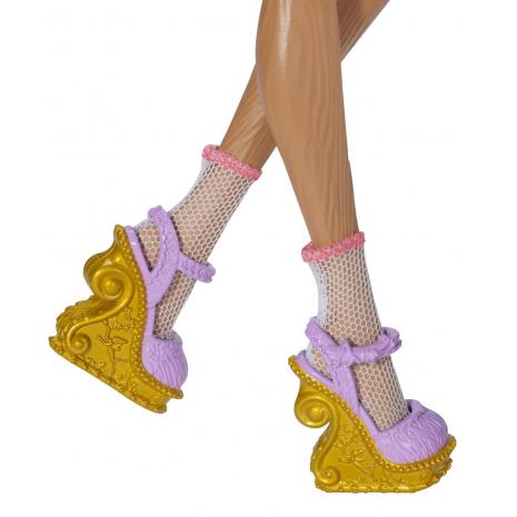 """Кукла Ever After High """"Долго и Счастливо"""" Шляпное чаепитие - Седар Вуд (Cedar Wood), Mattel, BJH32 туфельки"""