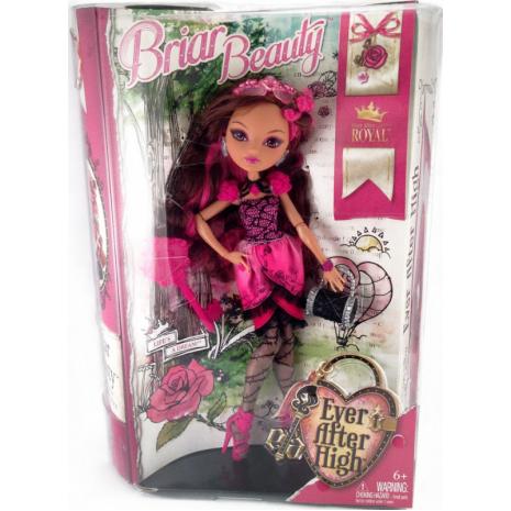 """Кукла Ever After High """"Долго и Счастливо"""" Базовая - Браер Бьюти (Briar Beauty), Mattel в упаковке"""