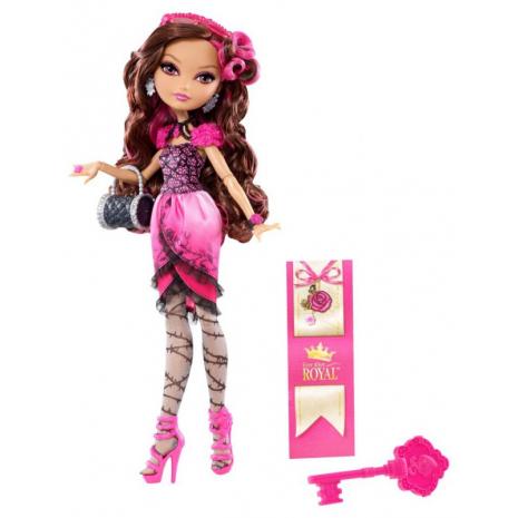 "Кукла  Ever After High ""Долго и Счастливо"" Базовая - Браер Бьюти (Briar Beauty), Mattel"