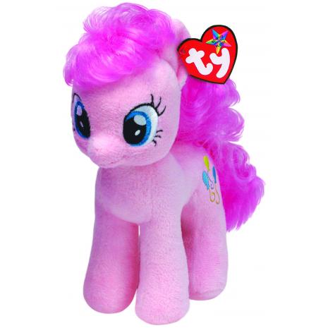 Pinkie Pie, мягкая игрушка коллекции My Little Pony, 33 см