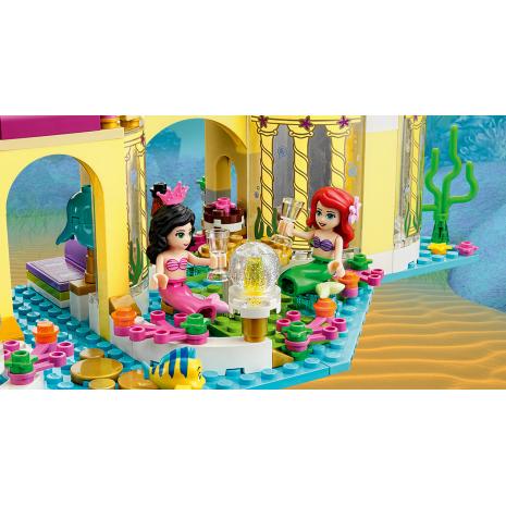Подводный дворец Ариэль Lego Disney Princess