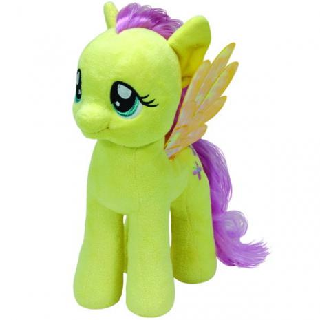 Пони Fluttershy, коллекция My Little Pony, мягкая игрушка, 33 см