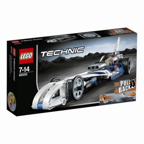Конструктор LEGO TECHNIC Рекордсмен