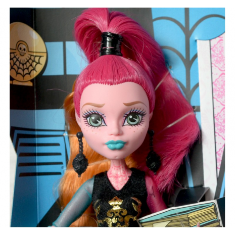 Scarmester monster high gigi grant
