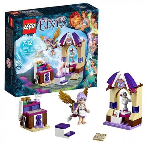 Творческая мастерская Эйры  Lego Elves