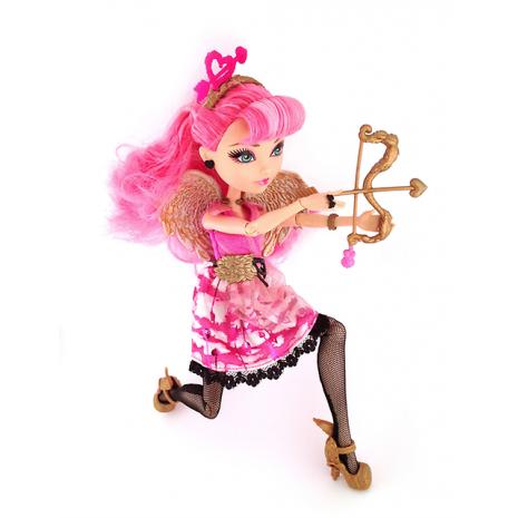 """Кукла Ever After High  """"Долго и Счастливо"""" Базовая - Кьюпид (Cupid), Mattel, BJG73"""