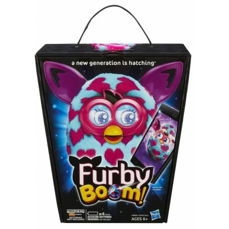 Furby Boom - Розовые сердечки