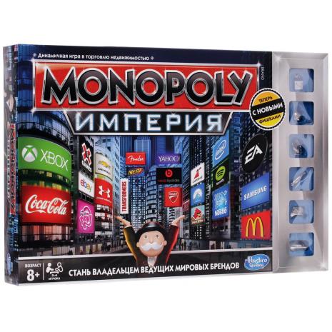 Игра Монополия Империя.