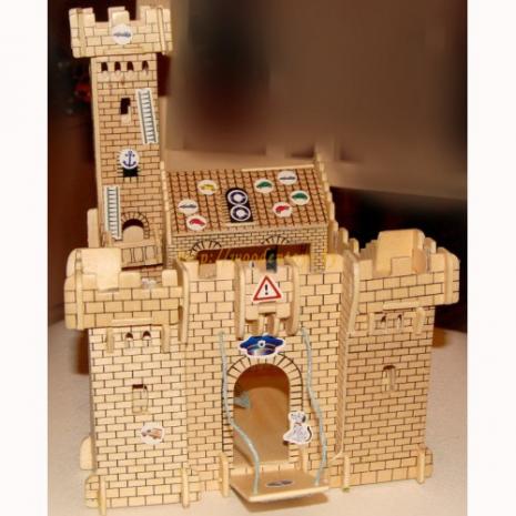 Крепость короля