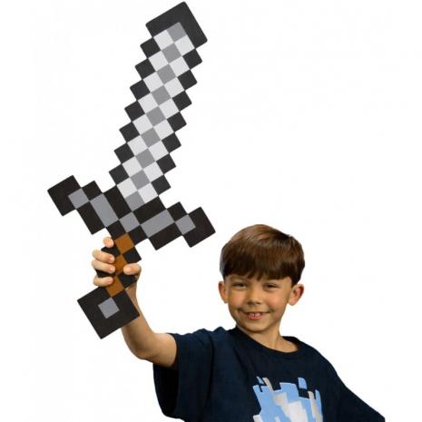 Меч Пиксельный Minecraft (Майнкрафт)