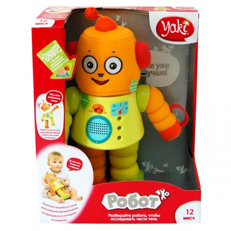 Робот - развивающая электромеханическая игрушка для детей от 1 года
