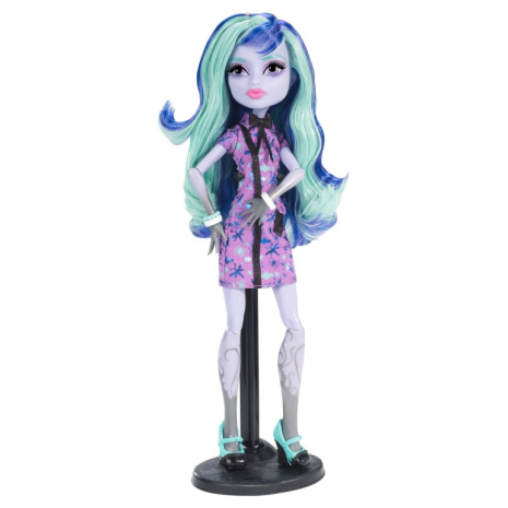 Scare mester monsterhigh school twyla