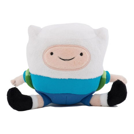 Финн (Finn) - плюшевая игрушка (12 см), Mini, Adventure Time 14411-mk