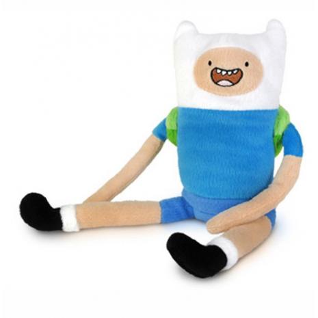 Фин (Finn), мягкая игрушка 25 см, Время приключений (Adventure Time) 14221-mk
