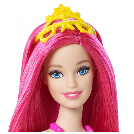 Кукла Barbie Русалочка Серия Mix&Match CFF28