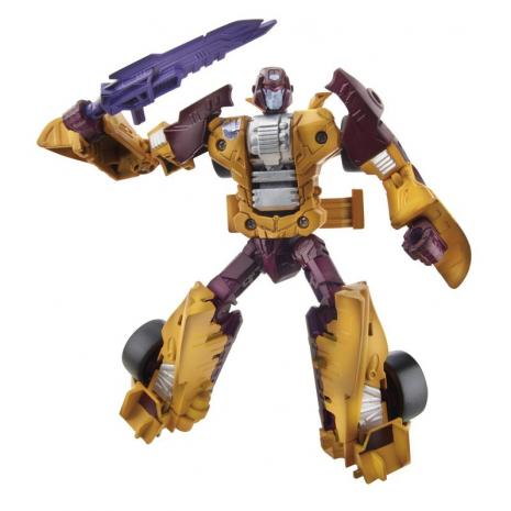 Драгстрип десептикон, серия Дженерэйшнс Дэлюкс Transformers