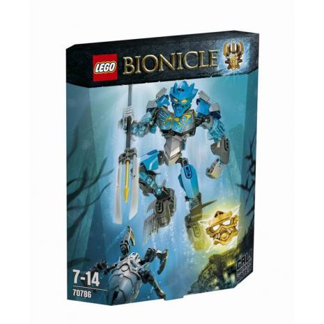 Конструктор LEGO BIONICLE Гали – Повелительница Воды