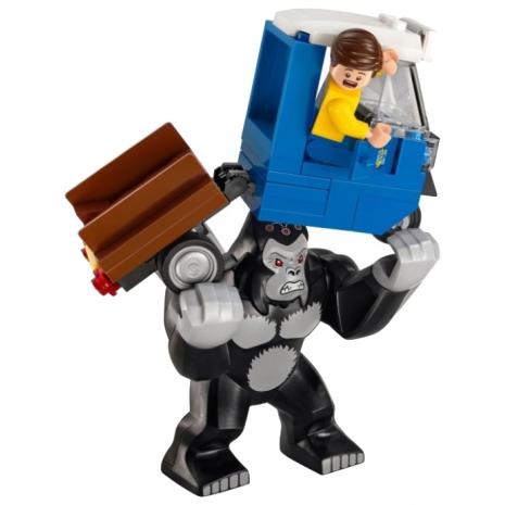 Горилла Гродд сходит с ума, серия Lego Super Heroes
