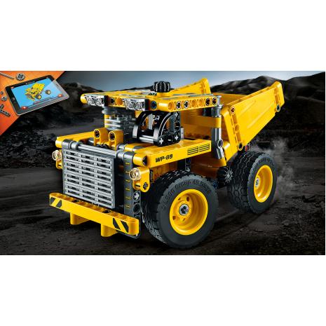 Конструктор LEGO TECHNIC Карьерный грузовик