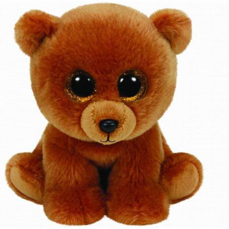 Медвежонок Brownie, серия Classic, 33 см, TY
