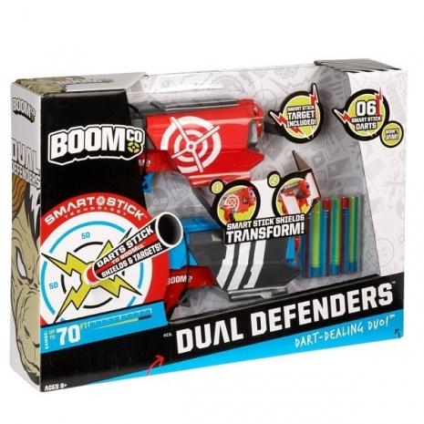 """Два бластера в наборе """"Двойная защита"""", (BOOMco)"""
