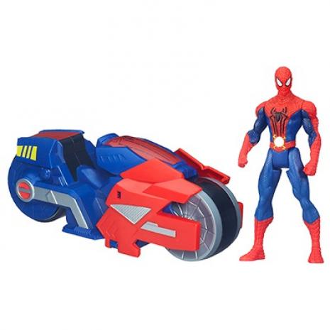 Spider - man, фигурка на т/с