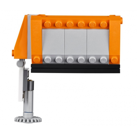 Снегоуборочный грузовик, серия Лего Сити