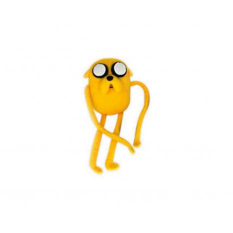 Джейк (Jake), мягкая игрушка (12-25 см), Время приключений (Adventure Time)
