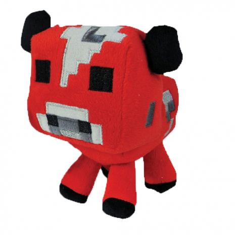 Детеныш грибной коровы, плюшевая игрушка, 18 см, Minecraft 16528-mk