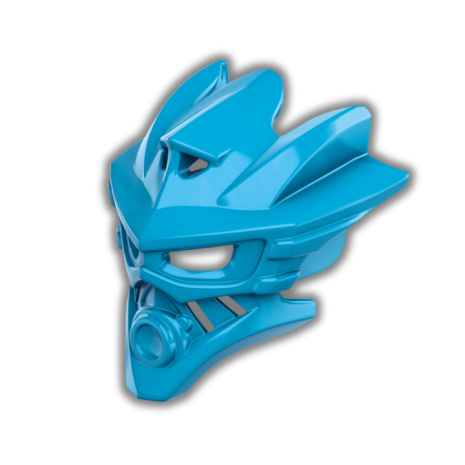 Конструктор LEGO BIONICLE Гали – Повелительница Воды - маска воды