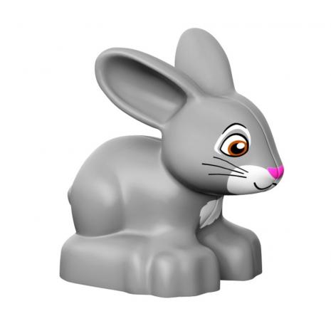 Конструктор LEGO DUPLO Прекрасная: королевский замок Софии кролик Клевер