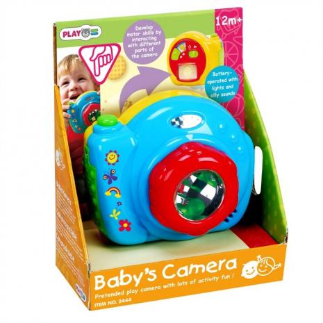 """Развивающая игрушка """"Моя первая фотокамера"""", PLAY2444-no"""