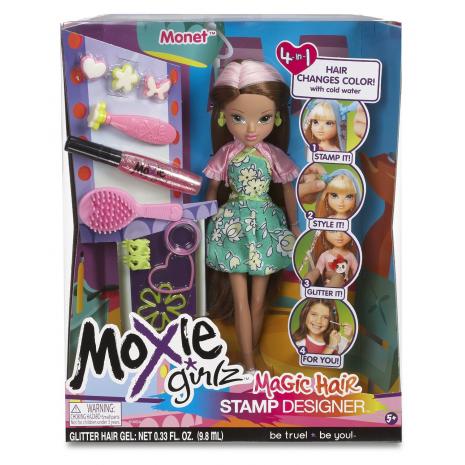Кукла Moxie Моне Волшебные волосы