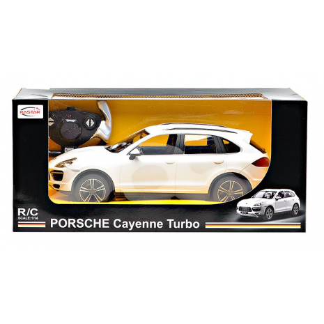 Porsche Cayenne Turbo, радиоуправляемая модель 1:14