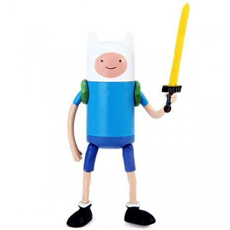 Фигурка Эластичный Фин (14 см), Время Приключений (Adventure Time, Stretchy Finn) 14211-mk