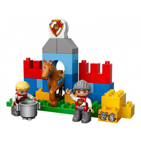 Королевская крепость, Лего Дупло (Lego Duplo) 10577-lg