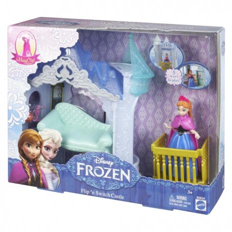 Анна в наборе с дворцом и аксессуарами, Disney Frozen