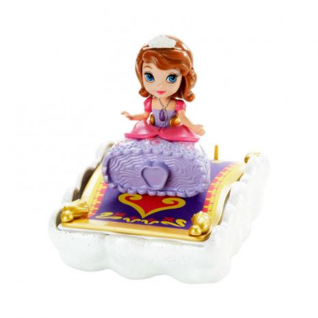Принцесса София на ковре - самолете CHJ68/CHJ69