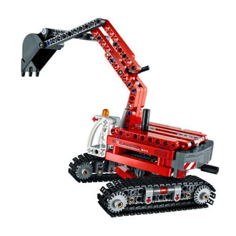 Строительная команда, серия Лего Техник (Lego Technic) 42023-lg