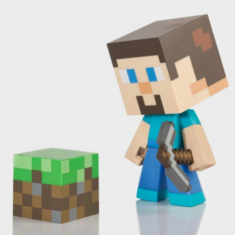 Фигурка Стив (16 см) Майнкрафт, Minecraft Steve 7140-mk