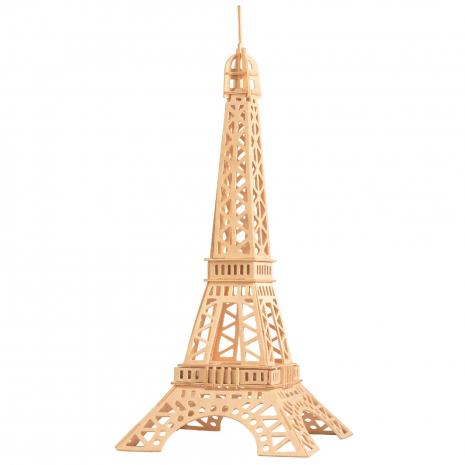 Эйфелева башня, модель деревянная сборная