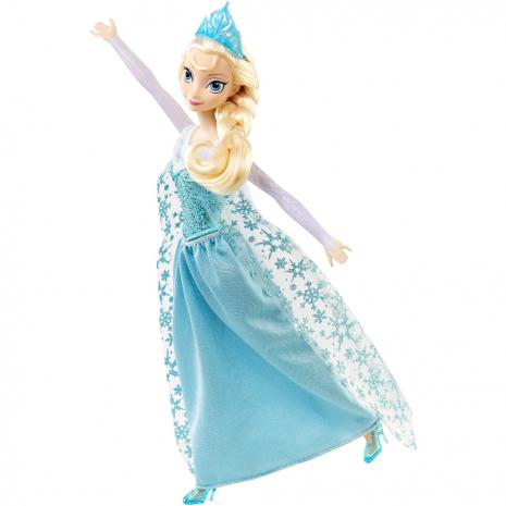 """Эльза, поющая на русском языке, из м/ф """"Холодное сердце"""", Disney Frozen"""