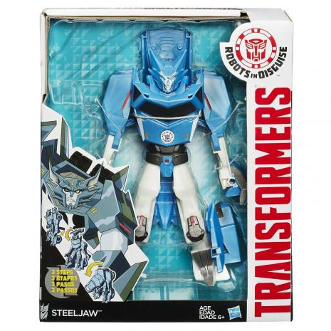 Стилджо Роботс-ин-Дисгайс Гиперчэндж Transformers