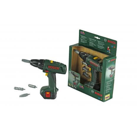 Шуруповерт аккумуляторный детский Bosch