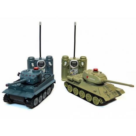 Танковый бой - игровой набор 1:32