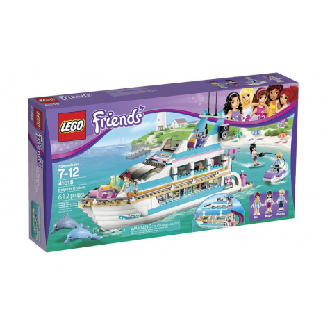 Круизный лайнер Lego Friends