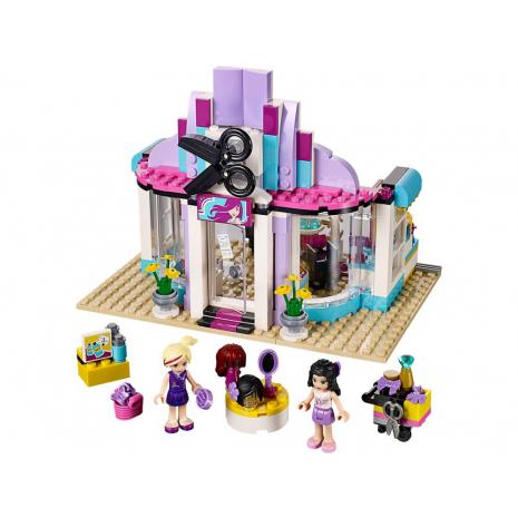Парикмахерская Хартлейк Сити Lego Friends